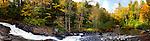 Autumn in Arrowhead Provincial Park Ontario Canada