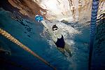 Eve Thomas.  Olympic Swim Team Training and Portraits, Millennium Institute, Auckland, New Zealand. Thursday 15 July 2021 Photo: Simon Watts/www.bwmedia.co.nz