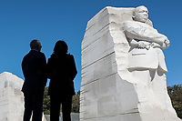 10th Anniversary celebration of the dedication of the Martin Luther King, Jr. Memorial