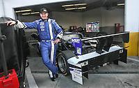 Michael McDowell at the Rolex 24 at Daytona, Daytona International Speedway, Daytona Beach, FL, January 2011.  (Photo by Brian Cleary/www.bcpix.com)