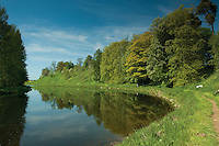 The River Teviot near Kelso, Scottish Borders