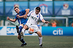 HKFC Chairman's Select vs Discovery Bay during the Masters of the HKFC Citi Soccer Sevens on 20 May 2016 in the Hong Kong Footbal Club, Hong Kong, China. Photo by Li Man Yuen / Power Sport Images