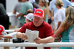 July 27, 2014: Haskell Day scene at Monmouth Park in Oceanport, NJ.  ©Joan Fairman Kanes/ESW/CSM