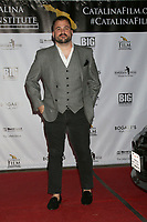 LOS ANGELES - SEP 25:  Alex Montilla at the Catalina Film Festival Drive Thru Red Carpet, Friday at the Scottish Rite Event Center on September 25, 2020 in Long Beach, CA