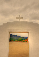 San Geronimo Church - Taos Pueblo, Taos, New Mexico.<br /> © 2012 Cheyenne L Rouse/All rights reserved