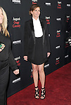 LOS ANGELES, CA - December 16: Julia Roberts arrives at  The Weinstein Company L.A. Premiere of August : Osage County held at The Premiere House at Regal Cinemas L.A. Live  in Los Angeles, California on December 16,2013                                                                               © 2013 Hollywood Press Agency