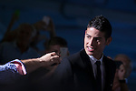 20140722 James Rodriguez Real Madrid New Player