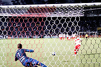 Recife, PE,06/04/19 - SANTA CRUZ- CRB- Partida válida pelas quartas de final da Copa do Nordeste no Arruda neste sábado(06). (Rafael Vieira/Codigo19).