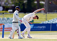Tom Bailey bats for Lancashire during Kent CCC vs Lancashire CCC, LV Insurance County Championship Group 3 Cricket at The Spitfire Ground on 25th April 2021