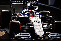 63 RUSSELL George (gbr), Williams Racing F1 FW43B, action during the Formula 1 Pirelli British Grand Prix 2021, 10th round of the 2021 FIA Formula One World Championship from July 16 to 18, 2021 on the Silverstone Circuit, in Silverstone, United Kingdom -<br /> Formula 1 GP Great Britain Silverstone 16/07/2021<br /> Photo DPPI/Panoramic/Insidefoto <br /> ITALY ONLY
