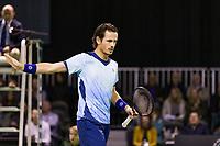Rotterdam, The Netherlands, 13 Februari 2019, ABNAMRO World Tennis Tournament, Ahoy,  Wesley Koolhof (NED)<br /> Photo: www.tennisimages.com/Henk Koster