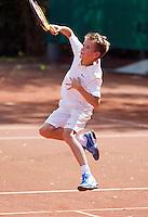 08-08-11, Tennis, Hillegom, Nationale Jeugd Kampioenschappen, NJK, Alec Deckers