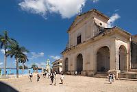 Cuba, Iglesia Parroquial in Trinidad, Provinz Sancti Spiritus, Unesco-Weltkulturerbe
