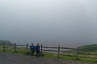 2018 05 07 Mist in Rhossili, Wales, UK