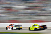 2017 Monster Energy NASCAR Cup Series - Fold of Honor QuikTrip 500<br /> Atlanta Motor Speedway, Hampton, GA USA<br /> Sunday 5 March 2017<br /> Daniel Suarez, ARRIS Toyota Camry and Paul Menard<br /> World Copyright: Nigel Kinrade/LAT Images<br /> ref: Digital Image 17ATL1nk07855
