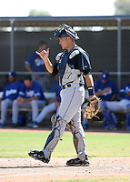 Travis Scott / Seattle Mariners 2008 Instructional League..Photo by:  Bill Mitchell/Four Seam Images