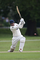 F Jacobs hits 4 runs for Hornchurch during Hornchurch CC vs Wanstead and Snaresbrook CC, Hamro Foundation Essex League Cricket at Harrow Lodge Park on 10th July 2021