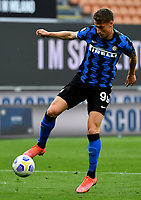 Inter Milan's Andrea Pinamonti in action during the Italian Serie A football match between Inter Milan and Sampdoria at Milan's Giuseppe Meazza stadium, May 8, 2021.<br /> UPDATE IMAGES PRESS/Isabella Bonotto<br /> <br /> <br /> Goal Pinamonti
