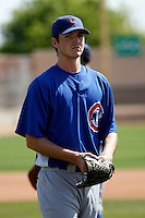 Henry Williamson - Chicago Cubs - 2009 spring training.Photo by:  Bill Mitchell/Four Seam Images