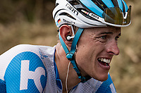 Nils Politt (DEU/Israel - StartUp Nation) up the Puy Mary (uphill finish)<br /> <br /> Stage 13 from Châtel-Guyon to Pas de Peyrol (Le Puy Mary) (192km)<br /> <br /> 107th Tour de France 2020 (2.UWT)<br /> (the 'postponed edition' held in september)<br /> <br /> ©kramon