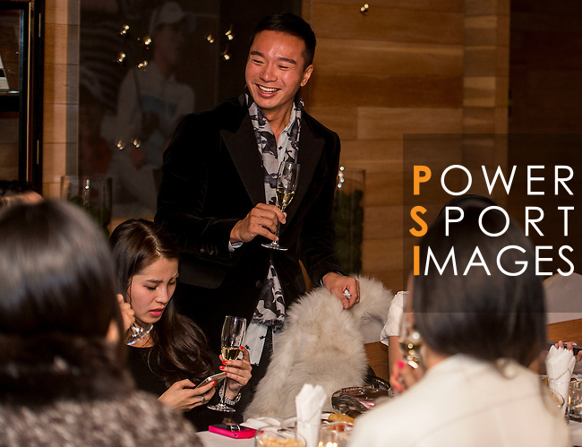 Guest Attends the VIP Dinner during the Hyundai China Ladies Open 2014 at World Cup Course in Mission Hills Shenzhen on December 14 2014, in Shenzhen, China. Photo by Li Man Yuen / Power Sport Images