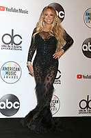 2018 American Music Awards - Press Room