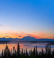 Mount Blackburn 16390 ft., Wrangell Mountains, Wrangell St. Elias National Park, Alaska.