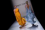 02.09.2012. Models walk the runway in the Roberto Torretta fashion show during the Mercedes-Benz Fashion Week Madrid Spring/Summer 2013 at Ifema. (Alterphotos/Marta Gonzalez)