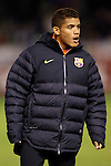FC Barcelona's Jonathan Dos Santos during Spanish King's Cup match.October 30,2012. (ALTERPHOTOS/Acero)