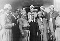 Iraq 196?.First right Saber Barzani, 2nd Fakhir Mergasouri, 3rd Mustafa Beg, first row Saleh Mahmoud.Irak 196?.Debout 1er a droite, Saber Barzani,2eme, Fakhir Mergasouri, 3eme, Mustafa Beg et au premier rang a droite, Saleh Mahmoud