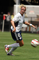 Ally Wagner.US Women's National Team vs Brazil at Legion Field in Birmingham, Alabama.