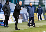 Ross County v St Johnstone…02.01.21   Global Energy Stadium     SPFL<br />Ross County boss Yogi Hughes<br />Picture by Graeme Hart.<br />Copyright Perthshire Picture Agency<br />Tel: 01738 623350  Mobile: 07990 594431
