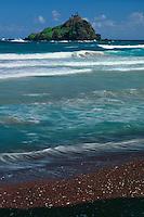 Winter surf<br /> Koki Beach, Alau Island<br /> Hokuula near Hana<br /> Island of Maui, Hawaii