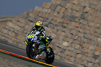 Aragon (Spagna) 26/09/2014 - prove libere Moto GP / foto Luca Gambuti/Image Sport/Insidefoto<br /> nella foto: Valentino Rossi