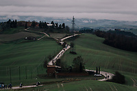 Tuscany<br /> <br /> 12th Strade Bianche 2018<br /> Siena > Siena: 184km (ITALY)