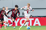ydney Wanderers Forward Lachlan Scott (R) fights for the ball with FC Seoul Midfielder Go Yohan (L) during the AFC Champions League 2017 Group F match between FC Seoul (KOR) vs Western Sydney Wanderers (AUS) at the Seoul World Cup Stadium on 15 March 2017 in Seoul, South Korea. Photo by Chung Yan Man / Power Sport Images
