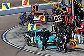 NASCAR XFINITY Series<br /> Ticket Galaxy 200<br /> Phoenix Raceway, Avondale, AZ USA<br /> Saturday 11 November 2017<br /> Erik Jones, Hisense Toyota Camry pit stop<br /> World Copyright: Matthew T. Thacker<br /> LAT Images