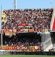 AS Roma fans <br /> Lecce 29/09/2019 Stadio Via del Mare <br /> Football Serie A 2019/2020 <br /> US Lecce - AS Roma <br /> Photo Gino Mancini / Insidefoto