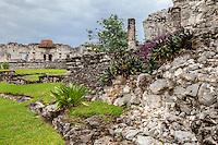 Tulum, Mayan Ruins, Playa del Carmen, Riviera Maya, Yucatan, Mexico.