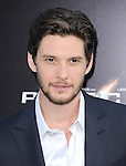Ben Barnes at The Warner Bros. Pictures L.A. Premiere of Pacific Premiere held at The Dolby Theater in Hollywood, California on July 09,2013                                                                   Copyright 2013 Hollywood Press Agency