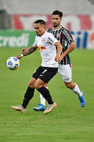 2nd June 2021; Maracana Stadium, Rio de Janeiro, Brazil; Copa do Brazil, Fluminense versus Red Bull Bragantino; Matheus Martinelli of Fluminense and Artur of Red Bull Bragantino