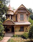The John Vernon Bell Home.303 Cherry Ave.Jonesboro, AR
