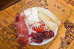 Antipasto, Le Volpe Restaurant, Florence, Tuscany, Italy