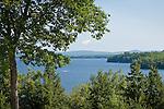 Lake Winnipesaukee, Lakes Region, NH, USA