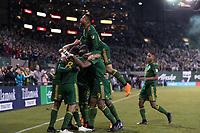 Portland Timbers vs Minnesota United FC, April 14, 2018