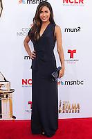 PASADENA, CA, USA - OCTOBER 10: Daniella Alonso arrives at the 2014 NCLR ALMA Awards held at the Pasadena Civic Auditorium on October 10, 2014 in Pasadena, California, United States. (Photo by Celebrity Monitor)