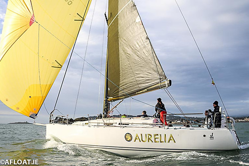 3rd IRC Class 0 Aurelia IRL 35950 J122 Royal St George Yacht Club Chris & Patanne Power Smith