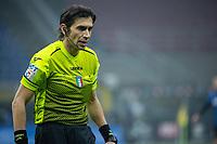 inter-juventus - Milano 2 febbraio 2021 - semifinale coppa italia - nella foto: calvarese arbitro