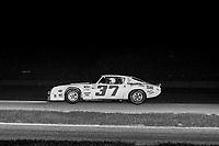 Ed Kuhel, Dick Neland # 37 Chevrolet Camaro, Paul Revere 250, Daytona International Speedway, Daytona Beach, Florida, July 4, 1981. (Photo by Brian Cleary/ www.bcpix.com)