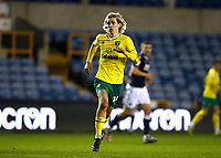 2nd February 2021; The Den, Bermondsey, London, England; English Championship Football, Millwall Football Club versus Norwich City; Todd Cantwell of Norwich City